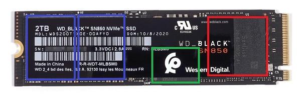 WD_BLACK SN850 NVMe SSD 1TB / 2TB review_05699s_DxO