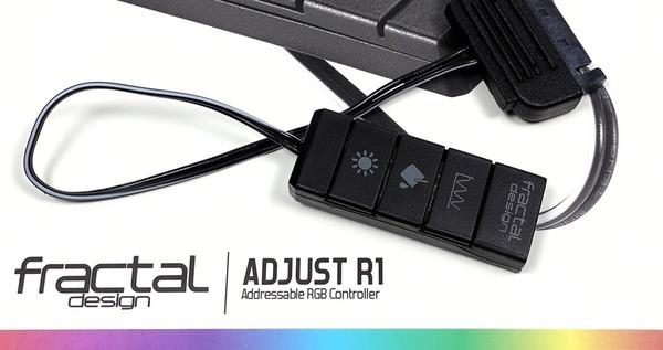Fractal Design Adjust R1