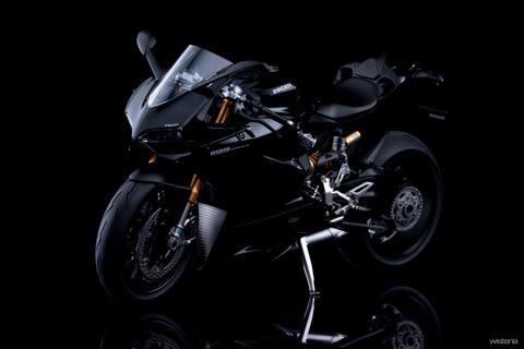 TAMIYA - Ducati 1199 Panigale S-1