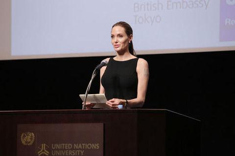 UNHCRスピーチ