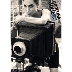 Angelina    Jolie  2013 Calender