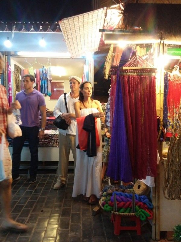カンボジア ナイトマーケット
