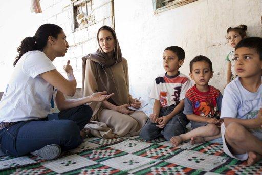 2012.9.11ベカー渓谷難民キャンプを訪問