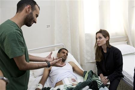 2011.10.11 リビアを訪問