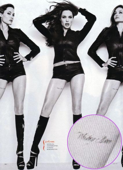 「Vanity Fair 」2010.8(5)