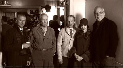 『チェンジリング』撮影終了後の集合写真◆1枚