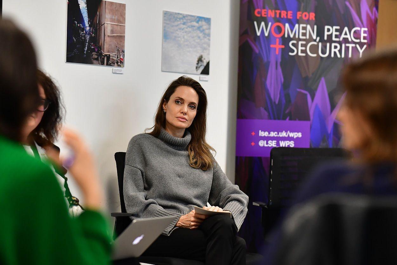 ロンドン 女性に対する暴力の授業