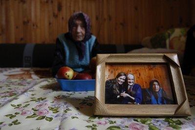 ボスニア難民キャンプ(昨年訪問)