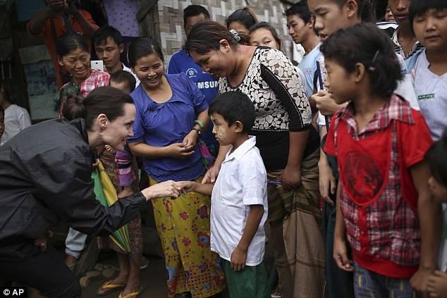 7/30ミャンマー難民訪問