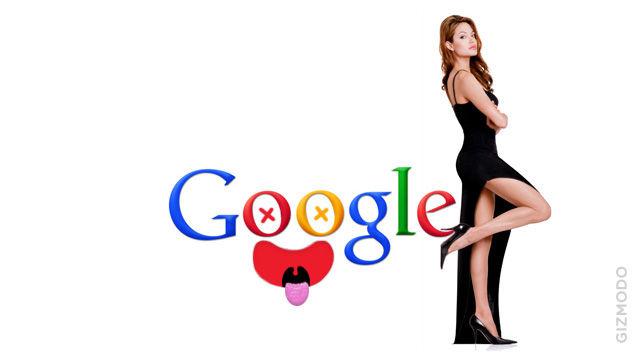 Googleもameliaも♪アンジーが大好き♪