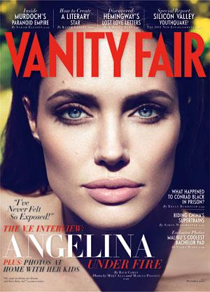 「vanityfair」10月号♪