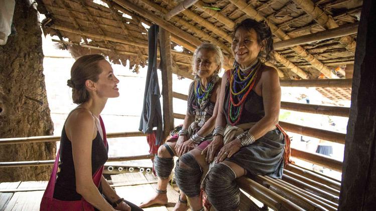 2014-06-20ミャンマーノカレンニ—難民訪問