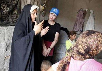 UNHCR   23日 イラク訪問