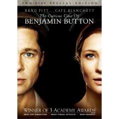 『ベンジャミン・バトン/数奇な人生』DVD【祝】7月15日発売♪