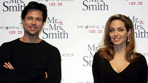ミスター&ミセススミス