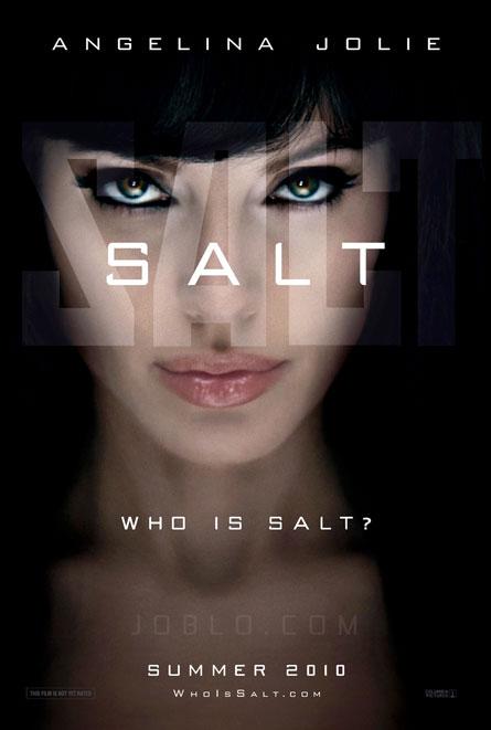 『SALT』ポスター