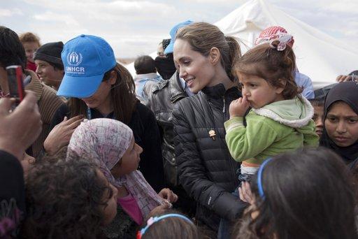 2012.12.6ヨルダンのマフラク難民