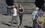 『アンブロークン』撮影中 2013年12月2日
