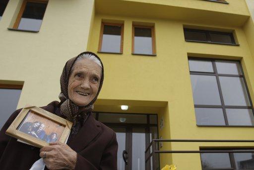 ヴィラ.アンジェリーナ(ボスニア難民のためのアパートメント)