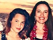 アンジー&ママ �