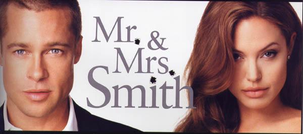 今夜放送『Mr.&Mrs.スミス』