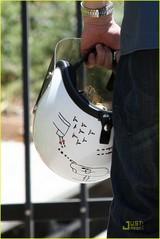 ブラピダディ◆ヘルメットに\(▽)/可愛いぃ♪