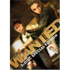 『WANTED』DVD