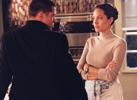 『Mr.&Mrs.スミス』何度も観たいハリウッド恋愛映画◆8位