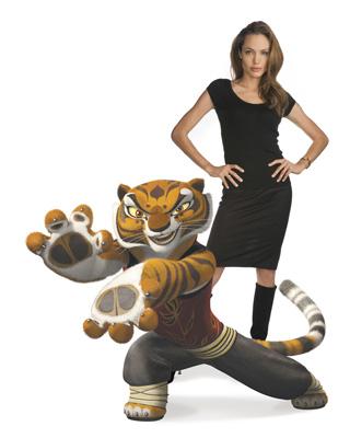『カンフー・パンダ』タイガー♪