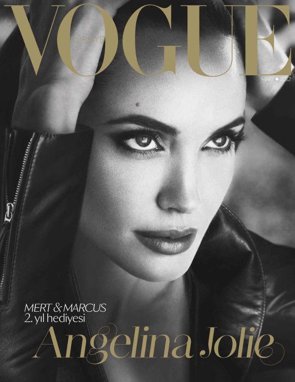 Vogue:トルコ2012年3月号