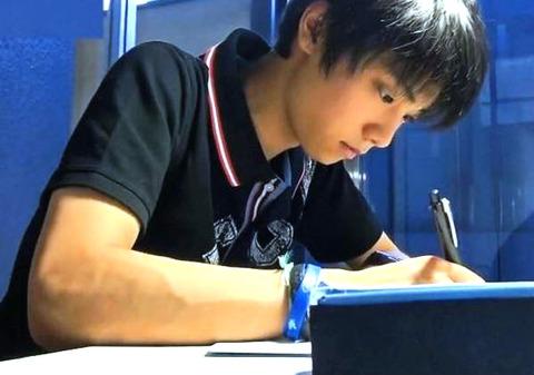 お勉強 (2)