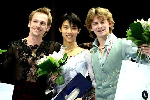 13 フィン杯 表彰式 1