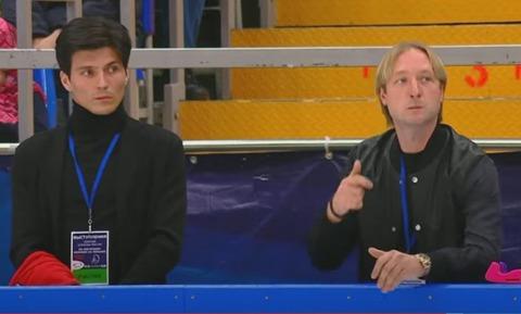ロシアテストスケート 1