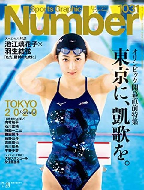 Number 池江