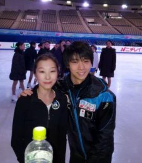 ツルシン 2016 NHK杯 8位