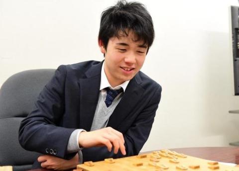 藤井聡太 14歳
