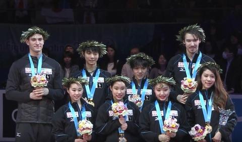 17 国別 表彰式 9
