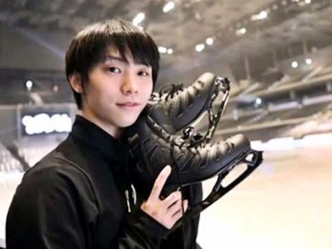 スケート靴 田中 Continues