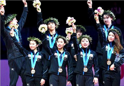 17 国別 表彰式 1