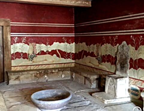 クノッソス宮殿 2