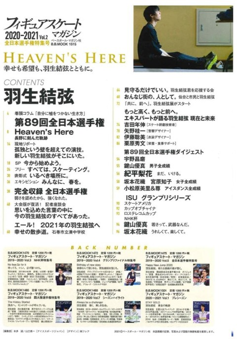 20 全日本 マガジン 2