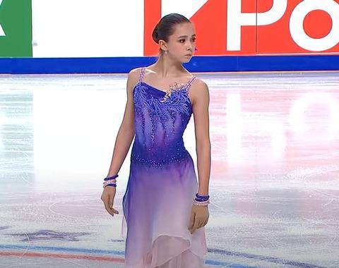 21 ロシアテストスケート 1