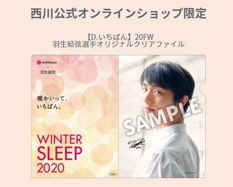 西川 WINTER SLEEP 4