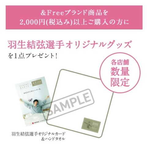 西川 春のキャンペーン 1
