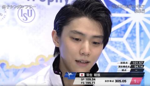 19 NHK杯 総集編 29