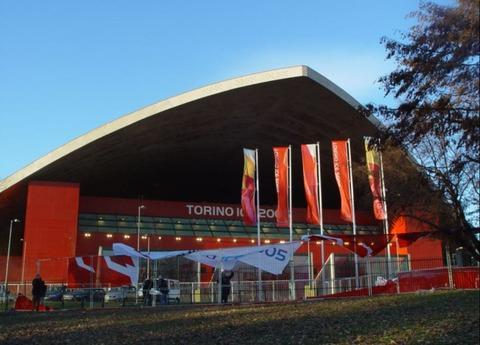torino Palavela arena 2