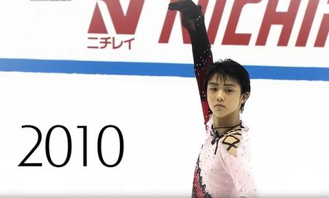 19 NHK杯 羽生結弦 1