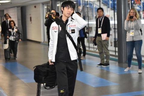 19  オータムクラシック 会場入り 日刊スポーツ