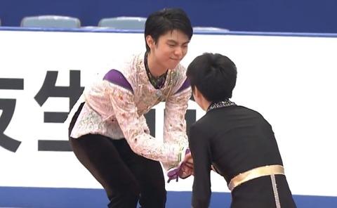 NHK2015 表彰式直前 7