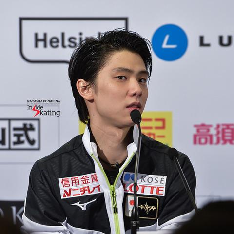 Yuzuru-Hanyu-press-conference-after-FS-2